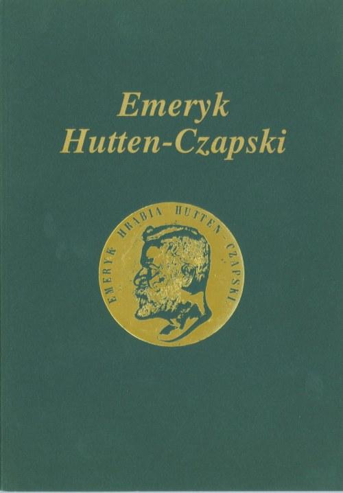 Emeryk Hutten-Czapski - wystawa kolekcji w stulecie śmierci Muzeum Narodowe w Krakowie 1997