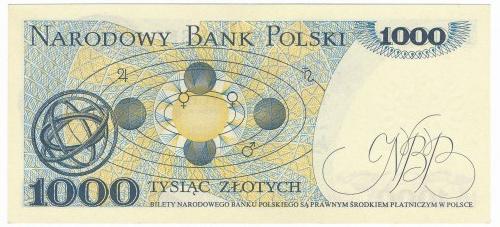 1.000 złotych 1975 -L-