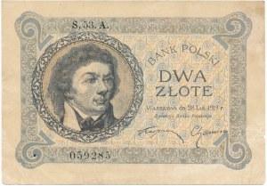 2 złote 1919 S.53.A