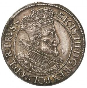 Zygmunt III Waza, Ort Gdańsk 1615