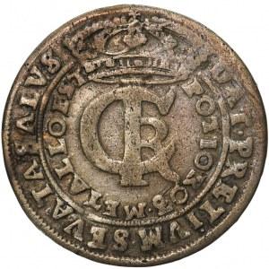 Jan II Kazimierz, Tymf Bydgoszcz 1666 - błąd SEVATA