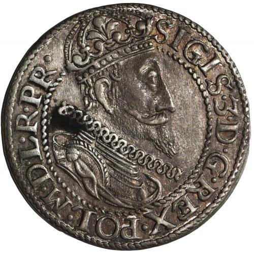 Zygmunt III Waza, Ort Gdańsk 1613 - bardzo ładny