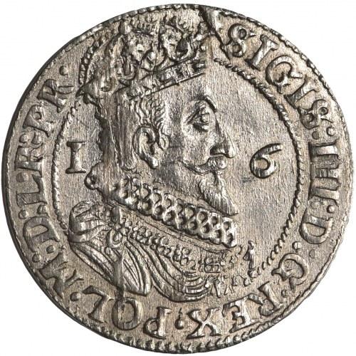 Zygmunt III Waza, Ort Gdańsk 1624/3 - PR• - menniczy