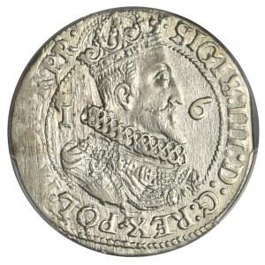 Zygmunt III Waza, Ort Gdańsk 1624/3 - PR• - PCGS AU58