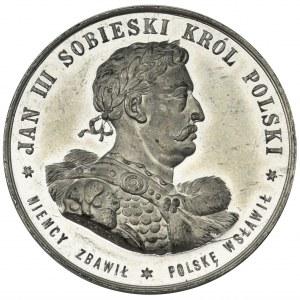 Jan III Sobieski, Niemcy zbawił, Polskę wławił (cynk)