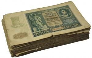 Zestaw - 50 złotych 1940 (192szt.)