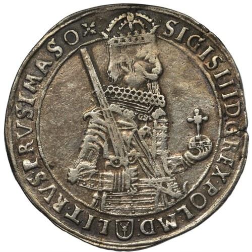 Zygmunt III Waza, Półtalar Bydgoszcz 1631 NENO SVE - RZADKOŚĆ