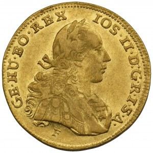 Austria - Józef II - Dukat 1786 F, Karlsburg