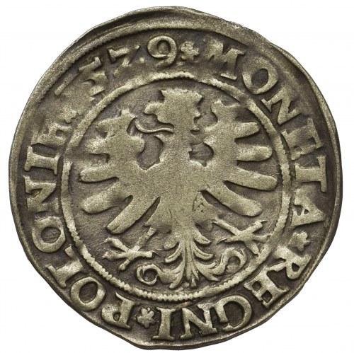 Zygmunt I Stary, Grosz Kraków 1529