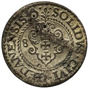 Stefan Batory, Szeląg Gdańsk 1582
