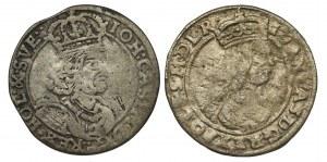 Jan II Kazimierz, Szóstak Bydgoszcz 1661 i 1666 (2szt.)