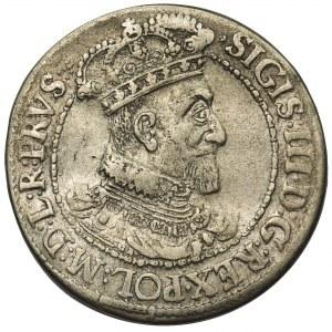 Zygmunt III Waza, Ort Gdańsk 1617