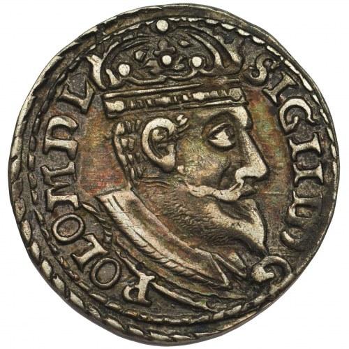 Zygmunt III Waza, Trojak Olkusz 1600 - nienotowany