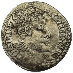 Zygmunt III Waza, Trojak Olkusz 1599