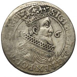 Zygmunt III Waza, Ort Gdańsk 1623 - skrócona data - PR