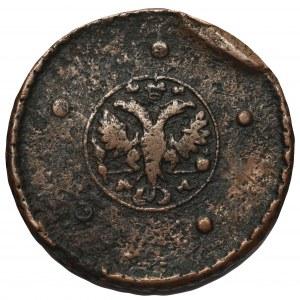 Rosja, Katarzyna I, 5 kopiejek 1726/НД, Naberezhny Dvor