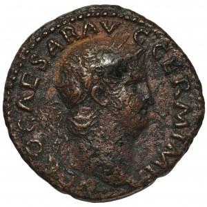 Cesarstwo Rzymskie, Neron (54-68), As