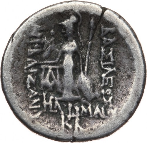 Kapadocja - Ariobarzanes I Filoromaios 95-62 pne, drachma