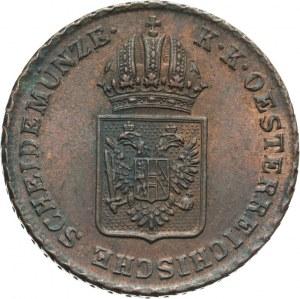 Austria, 1 krajcar 1816 A