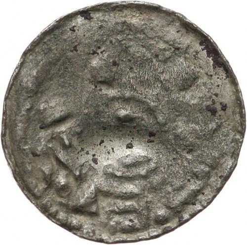 Bolesław II Śmiały 1058-1080, denar książęcy 1070-1076