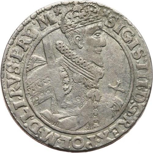 Zygmunt III Waza 1587-1632, ort 1621, Bydgoszcz