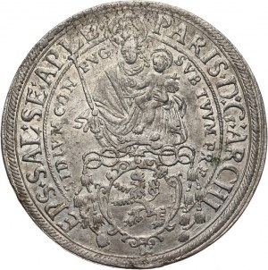 Austria, Salzburg arcybiskupstwo, Paris graf Lodron 1619-1653, talar 1624, Salzburg