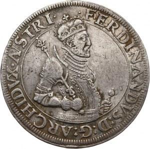 Austria, arcyksiążę Ferdynand II 1564-1595, talar bez daty, Hall