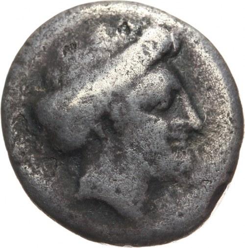 Grecja, Eubea - Chalkis, 338-308 pne, drachma