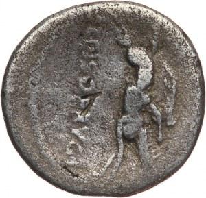 Republika Rzymska, L. Calpurnius Piso Frugi 90 pne, denar 90 pne, Rzym