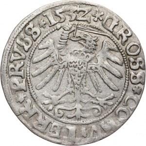 Zygmunt I Stary 1506-1548,grosz 1532, Toruń