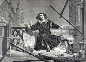 Jan MATEJKO (1838-1893), Mikołaj Kopernik