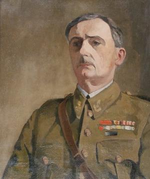 Henryk EPSTEIN (1890-1944), Generał Charles De Gaulle