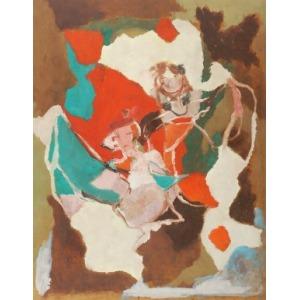 Maria DAWSKA (1909-1993), Bajki malowane. Babie lato