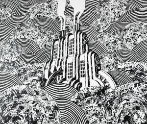 Mariusz WARAS [M-CITY] (ur. 1978), M-CITY 164, 2009