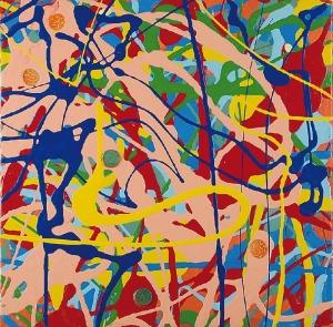 Edward DWURNIK (ur. 1943), Bez tytułu, 2007