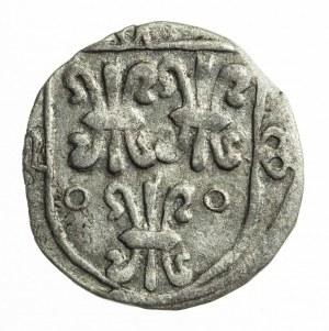 halerz, Nysa, bp Konrad Oleśnicki (1417-1447)