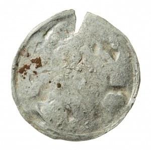 pieniądz (denar) na stopę czeską, Jerzy z Podiebrad (1454-1465)