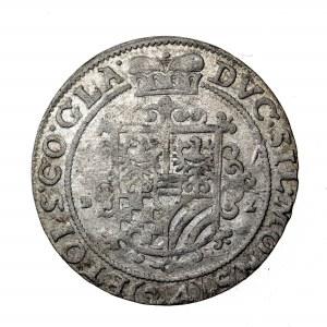 24 krajcary, Henryk Wacław i Karol Fryderyk , 1623
