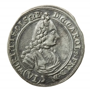 6 krajcarów, Karol Fryderyk, 1714