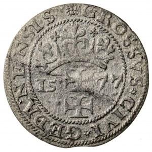 grosz oblężniczy, Gdańsk, 1577