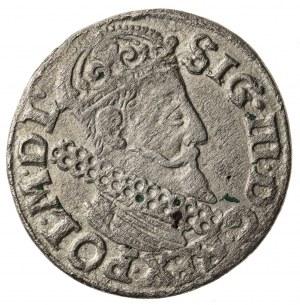 trojak, Zygmunt III Waza (1587-1632), 1622