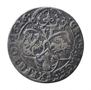 szóstak, Zygmunt III Waza (1587-1632), 1626