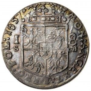 ort, Jan Kazimierz (1649-1668), 1657
