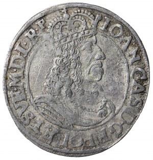 ort, Jan Kazimierz (1649-1668), 1660