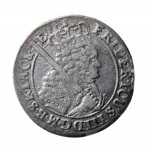ort, Fryderyk III (1688-1701), 1699