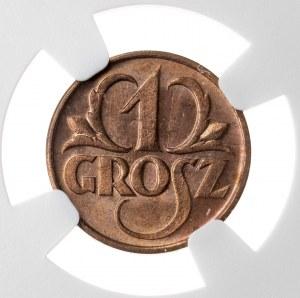 1 grosz 1925, II RP