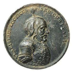 Władysław Łokietek, XIX wieczna kopia medalu z XVIII wieku