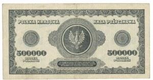 500 000 marek polskich 1923