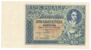 20 zł 1931