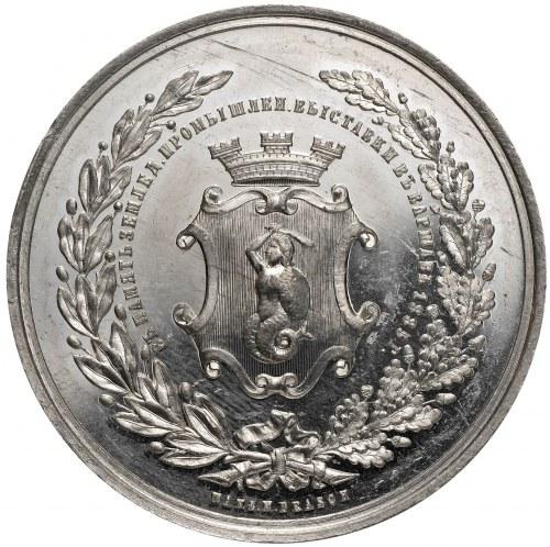 Medal Wystawa Rolniczo-Przemysłowa w Warszawie 1885